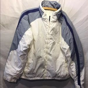 Columbia XL mid weight zippered jacket